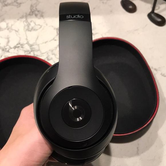 Other Beats Studio 3 Black Matte Wireless Poshmark